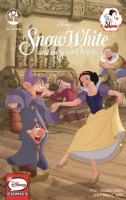 Snow White and the Seven Dwarfs - 80th Anniversary Comic - One-Shot